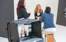 Heather Monahan #Bossinheels - Behind the Scenes