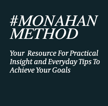 Heather Monahan Method Blog - Everyday Tips to Achieve Your Goals