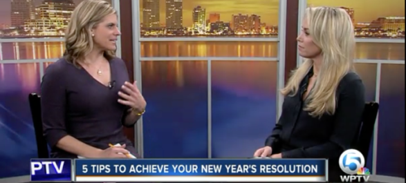 5 tips to achieve your New Year's resolution