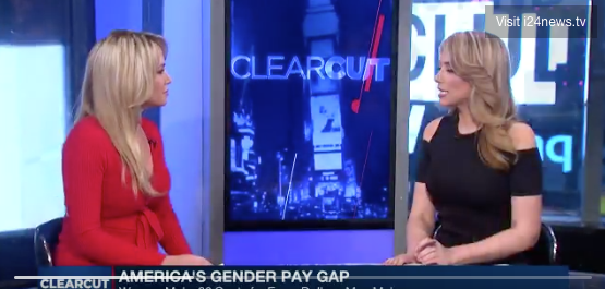 Heather Monahan joins Michelle Makori to discuss the gender pay gap & other issues affecting women at workplace