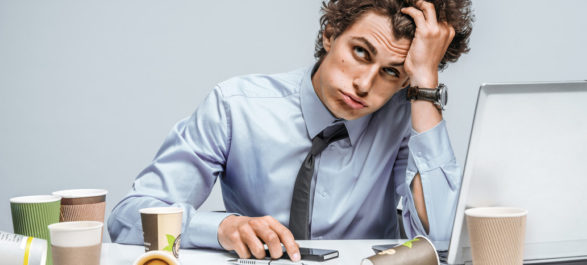 How a healthy amount of job stress can help your career