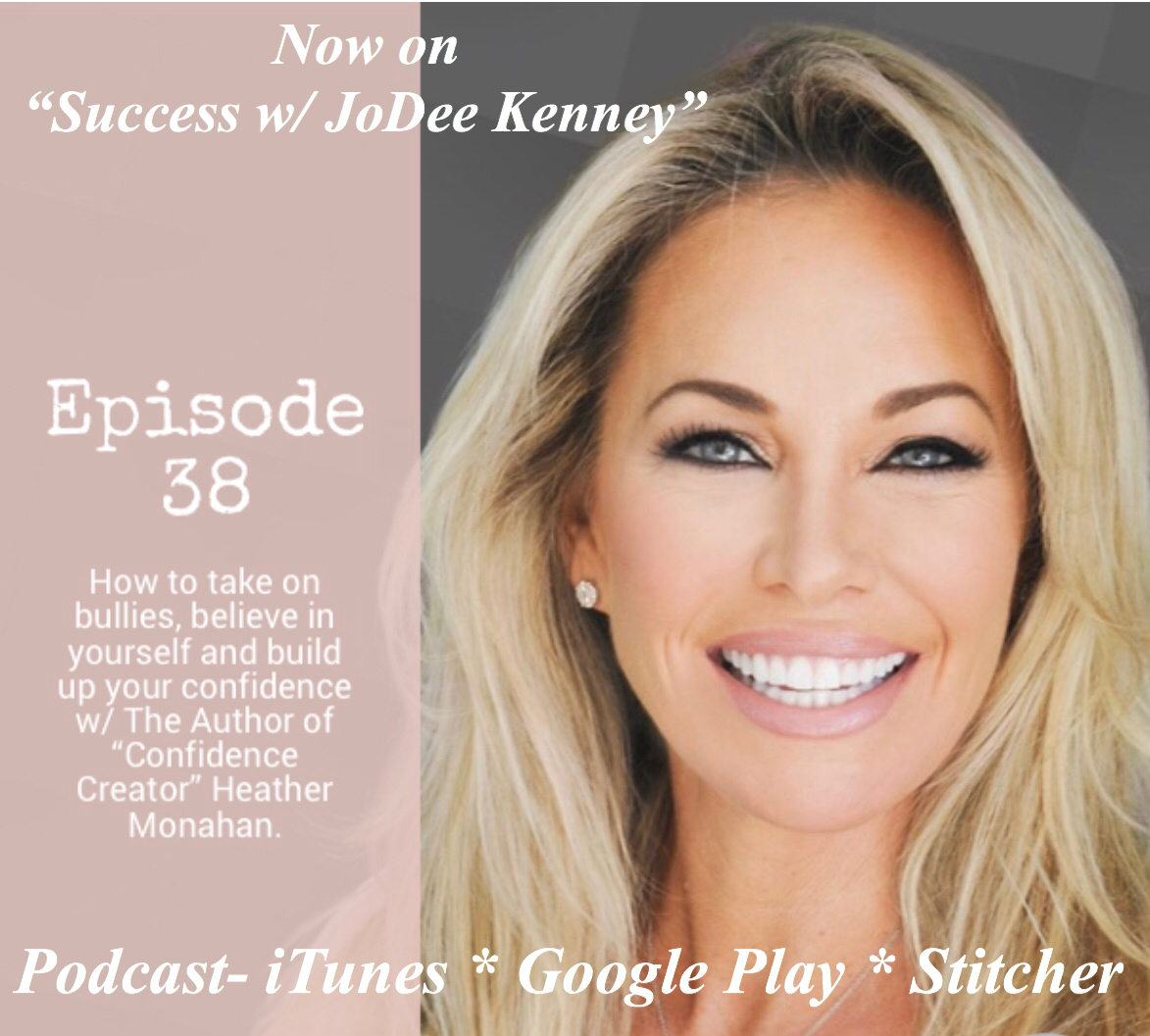 Jodee Kenny interviews Heather Monahan