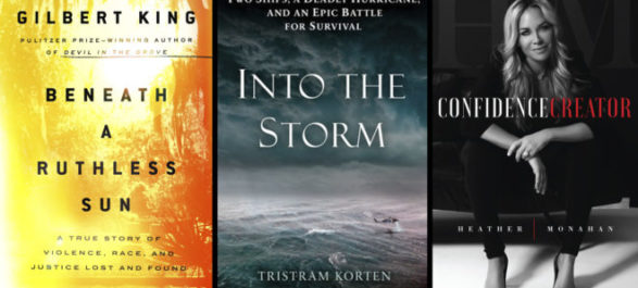 Ryan Examines Three Terrific Nonfiction Books