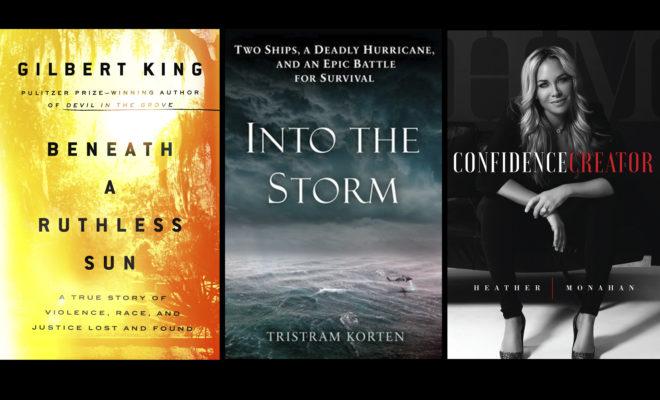THREE TERRIFIC NONFICTION BOOKS