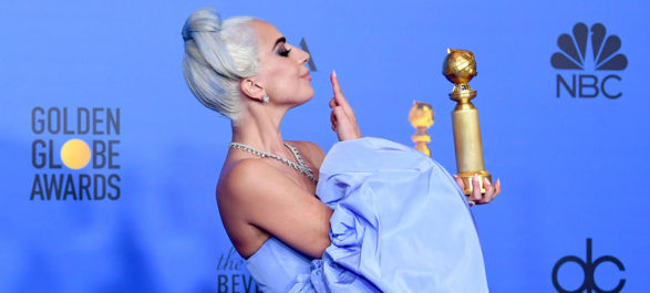 'A Star Is Born' was snubbed at the Golden Globes – but Lady Gaga still came out a winner