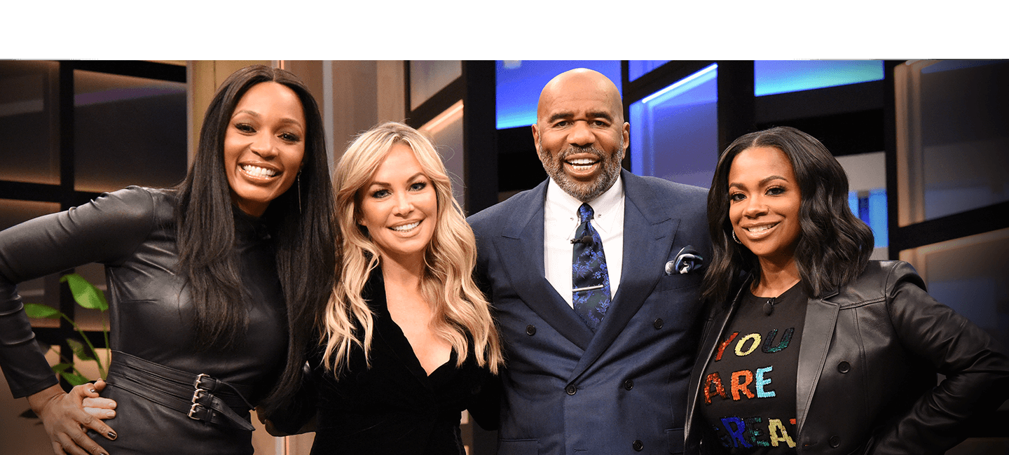 Steve Harvey Show Heather Monahan