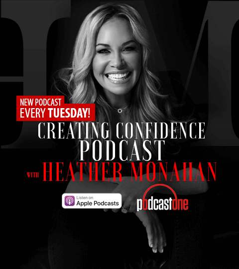 Podcast Tuesdays Creating Confidence
