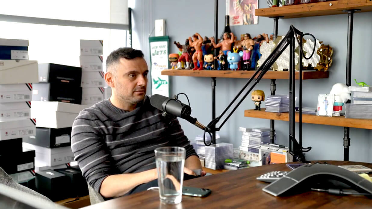 Gary Vee Podcast with Heather Monhan
