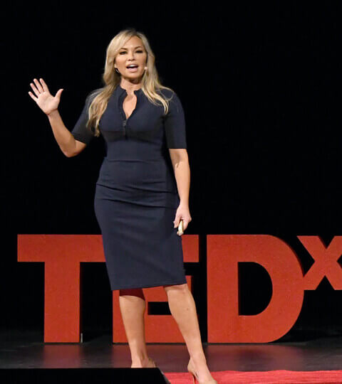 TEDX Keynote Speaker Heather Monahan