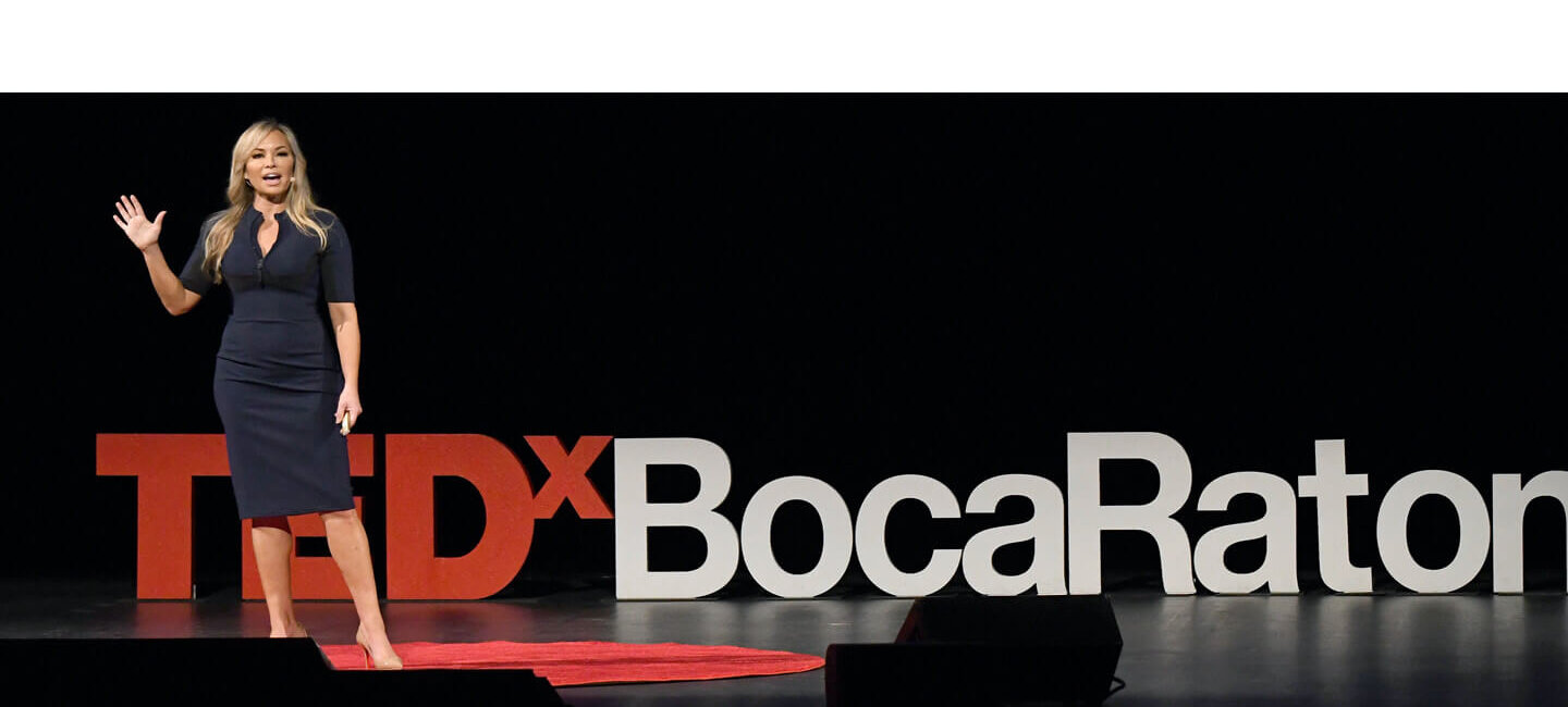 TEDx Boca Raton Heather Monahan Speaker