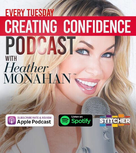 Tuesday Creating Confidence Podcast